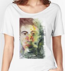The Green Man Recedes Relaxed Fit T-Shirt