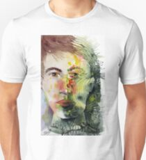 The Green Man Recedes Slim Fit T-Shirt