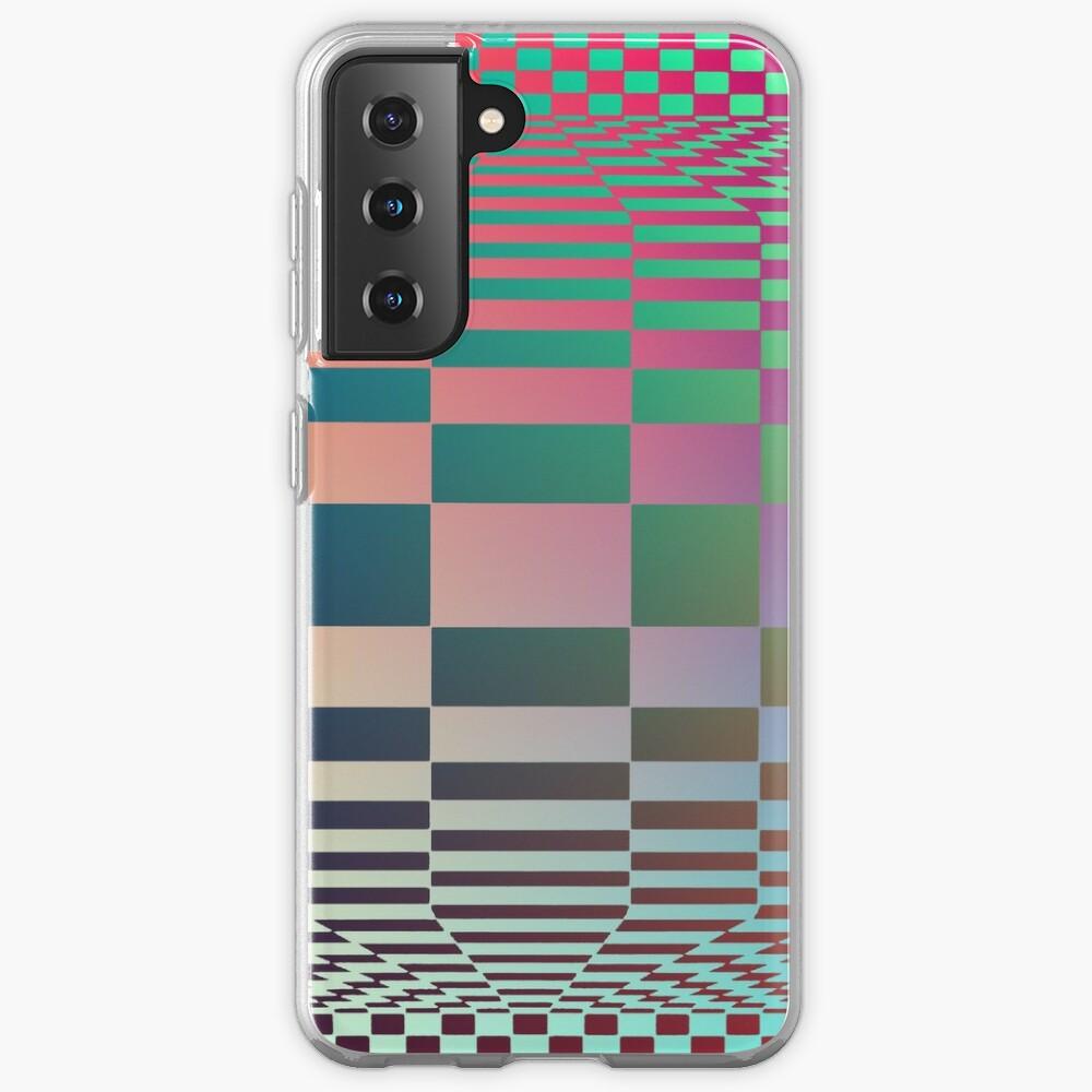 #OpArt, #visual #illusion, #VisualArt, opticalart, opticalillusion, opticalillusionart, opticalartillusion, psyhodelic, psichodelic, psyhodelicart Samsung Galaxy Phone Case