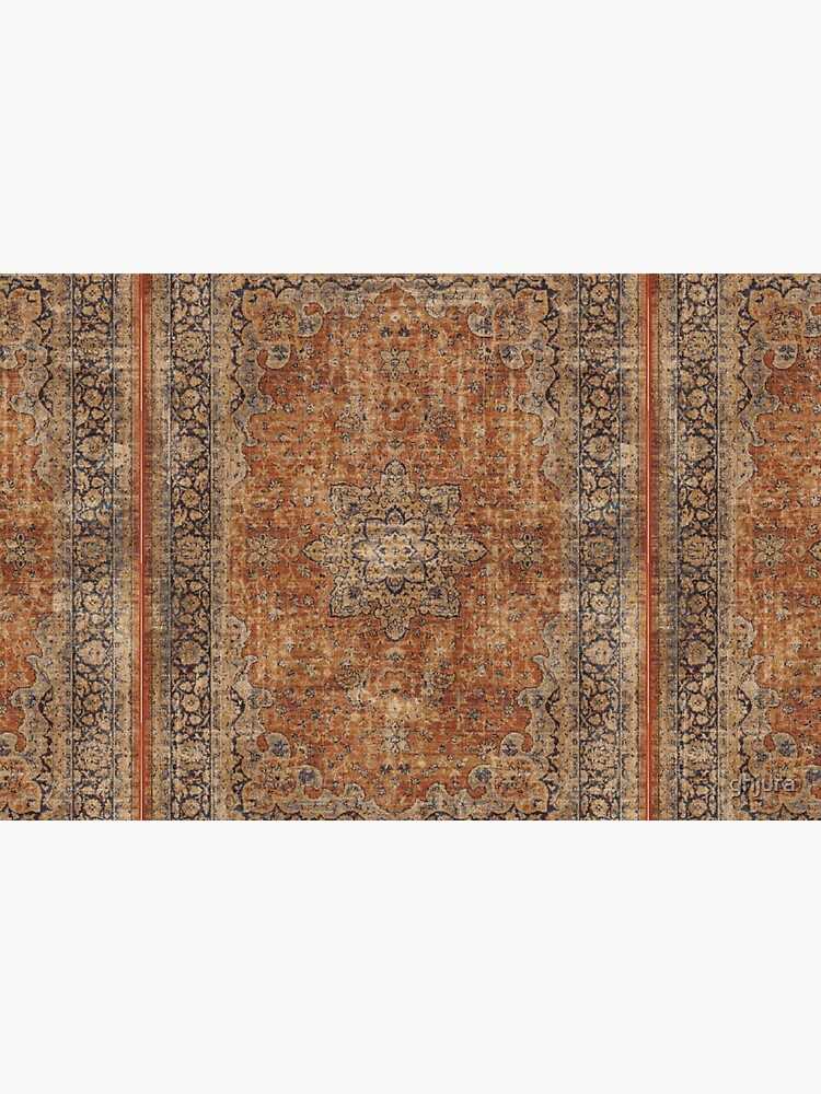 Antique Orian rug by ghjura