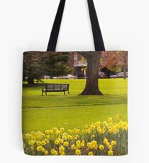 Fitzroy Gardens _ 3 Tote Bag