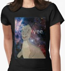 Cosmic Yee Women's Fitted T-Shirt