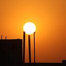 """Sun """"set"""" by Bharat Varma"""
