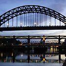Bridges within bridges, within bridges... by shortarcasart