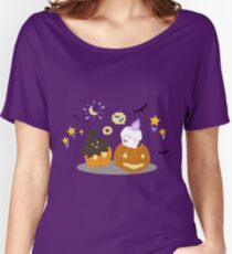 Pokemon Trick-or-Treat Women's Relaxed Fit T-Shirt