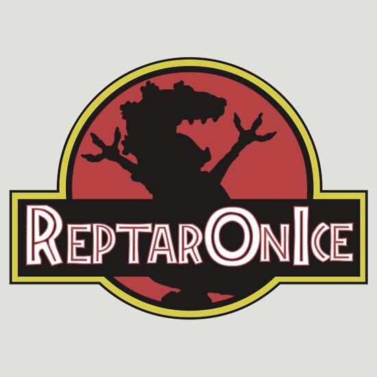 TShirtGifter presents: Reptar On Ice