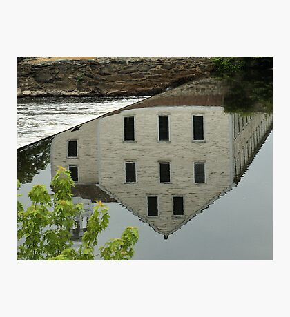 Slater Mill Photographic Print