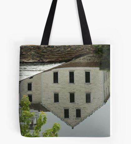 Slater Mill Tote Bag