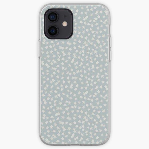 Blue Stars iPhone Soft Case