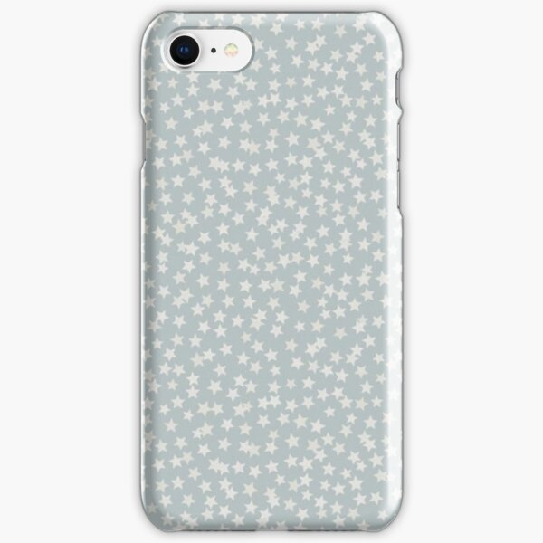 Blue Stars iPhone Snap Case
