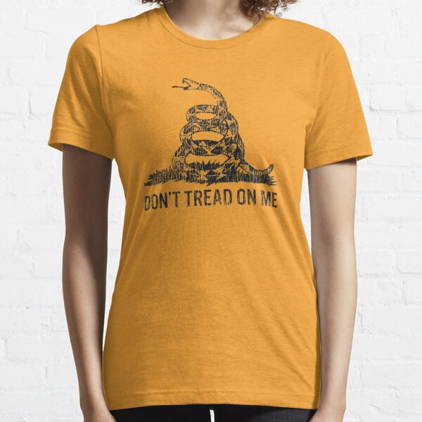 'DON'T TREAD ON ME' vintage distressed Essential T-Shirt