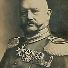 Savior of East Prussia, Field Marshall Hindenburg by edsimoneit