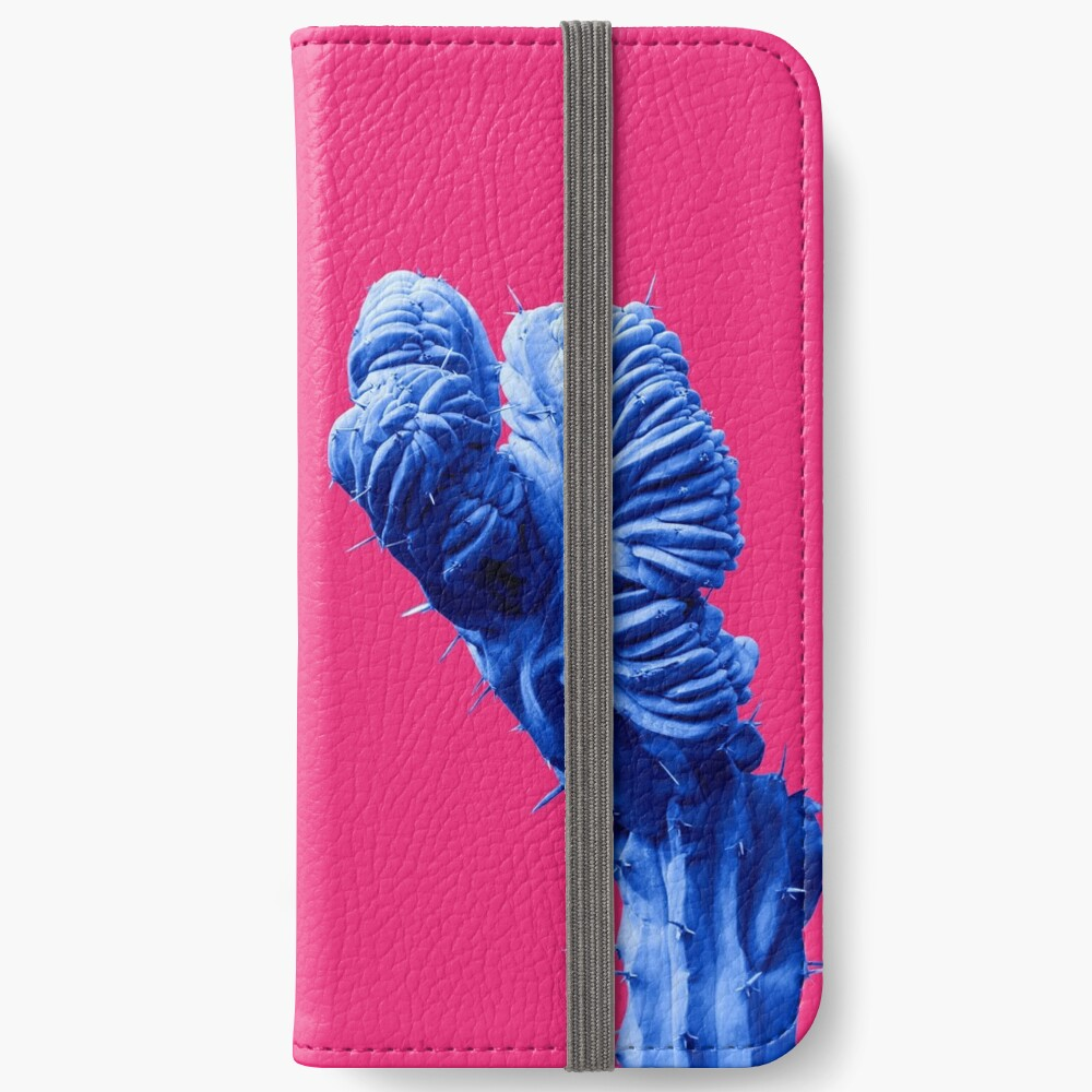 Funky Cactus iPhone Wallet