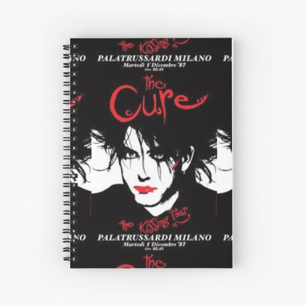 The Kissing Tour Spiral Notebook