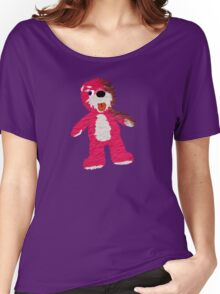 Pink Teddy Bear Breaking Bad Women's Relaxed Fit T-Shirt