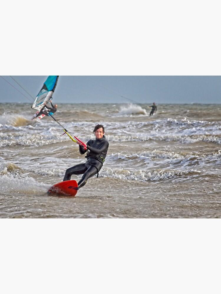 windsurfer by draig37