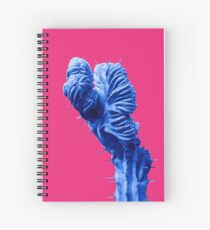 Funky Cactus Spiral Notebook