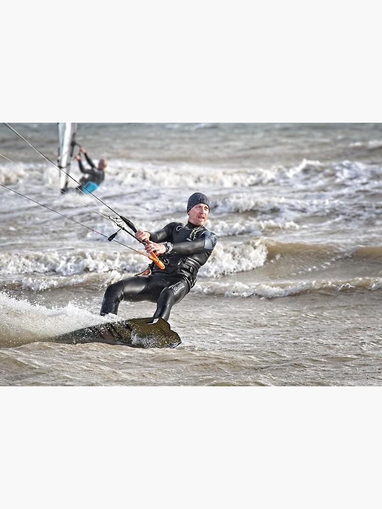windsurfing by draig37