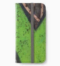 Rustin' piece iPhone Wallet/Case/Skin