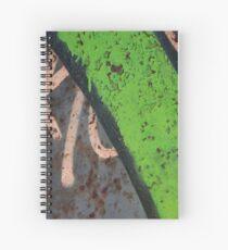 Rustin' piece Spiral Notebook