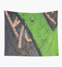 Rustin' piece Wall Tapestry