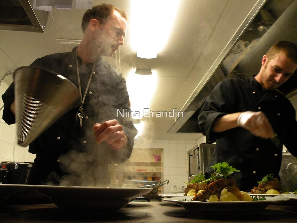 The Swedish Chef by Nina Brandin