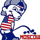 Patriot Piss On Moscow Mitch by EthosWear