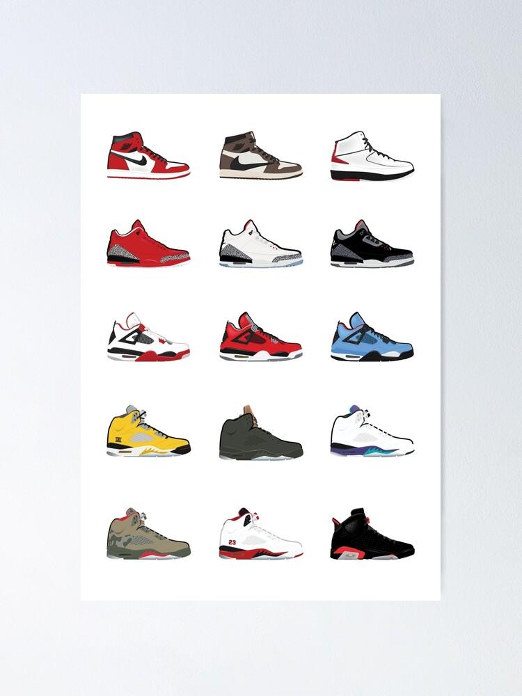 Jordan Retro Collection\