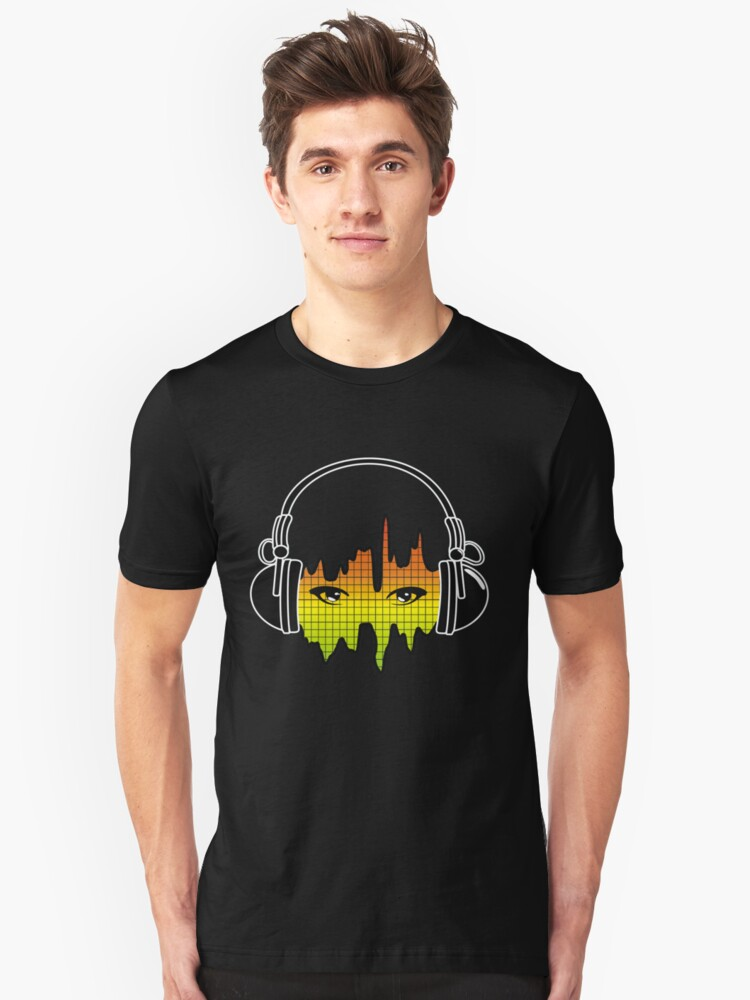 Sound and Vision Unisex T-Shirt Front