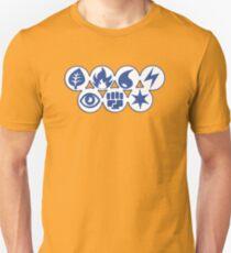 First Gen Pokemon Types T-Shirt