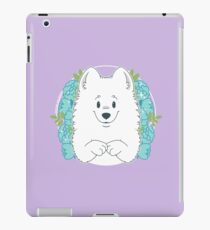 Marshall the Samoyed iPad Case/Skin