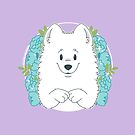 Marshall the Samoyed by PupcakesCupcats