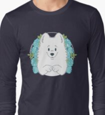 Marshall the Samoyed Long Sleeve T-Shirt