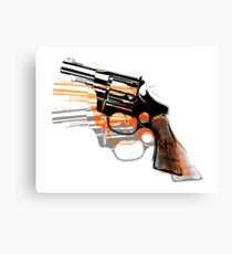 Got Yourself a Gun (Right)... Canvas Print