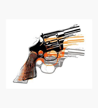 Got Yourself a Gun (Left)... Photographic Print