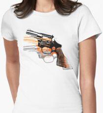 Got Yourself a Gun Womens Fitted T-Shirt
