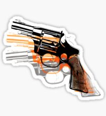 Got Yourself a Gun Sticker