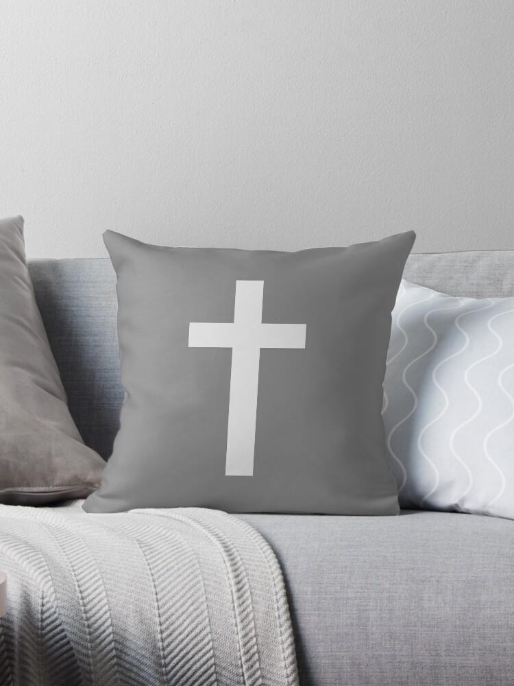 A grey cross by jazzydevil