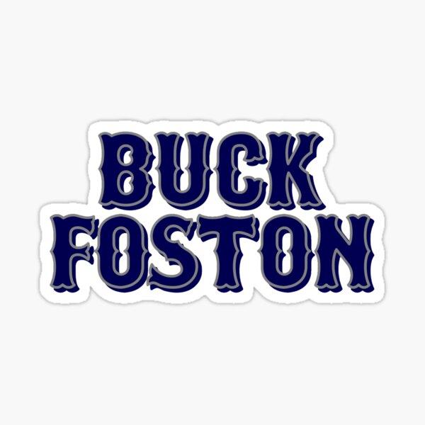 buck foston  Sticker