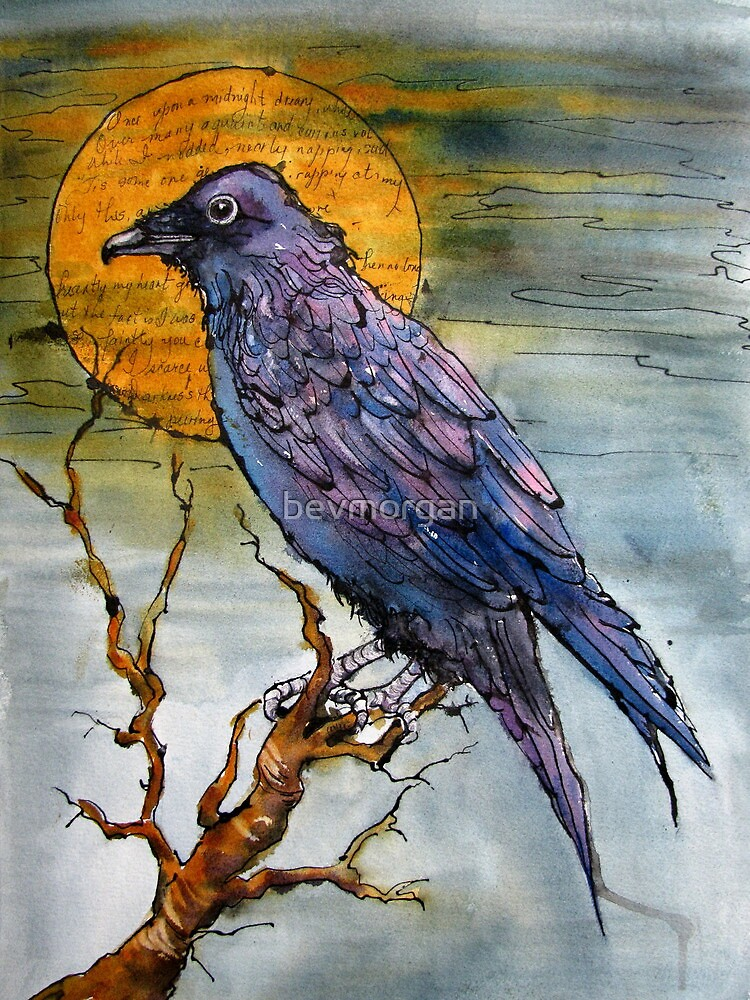 Nevermore by bevmorgan