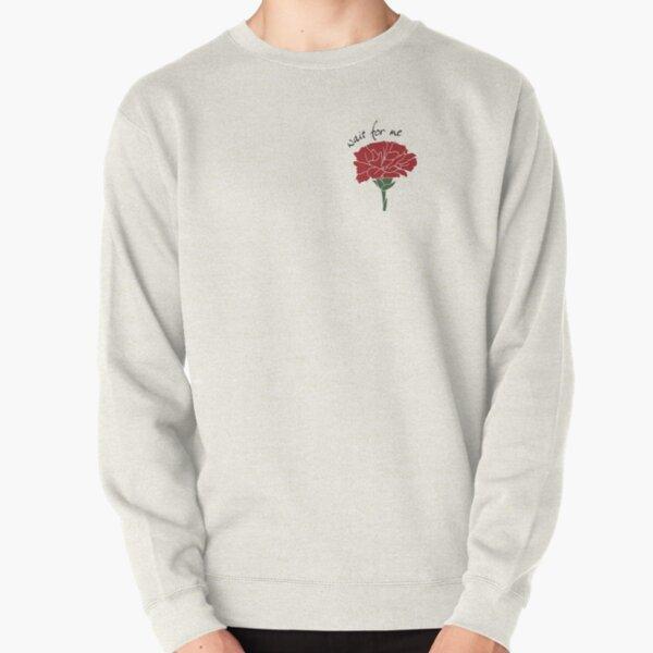 Hadestown, Wait for Me Carnation Pullover Sweatshirt