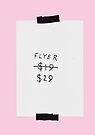 FLYER by Steve Leadbeater