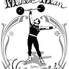 Muscle Man - Vintage Club by dadawan
