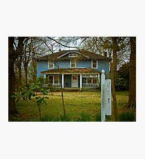 """""""Income Tax"""" - Cordova, Tennessee Photographic Print"""
