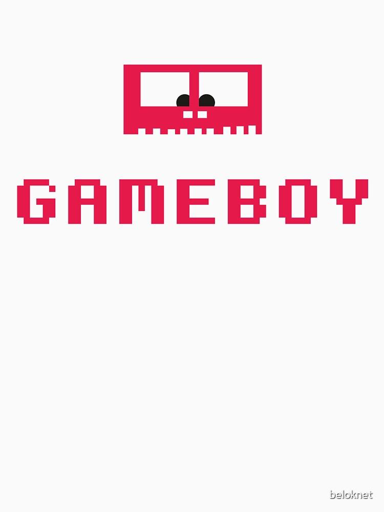 Gameboy Monster by beloknet