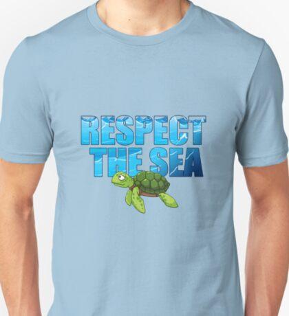Respect the Sea T-Shirt