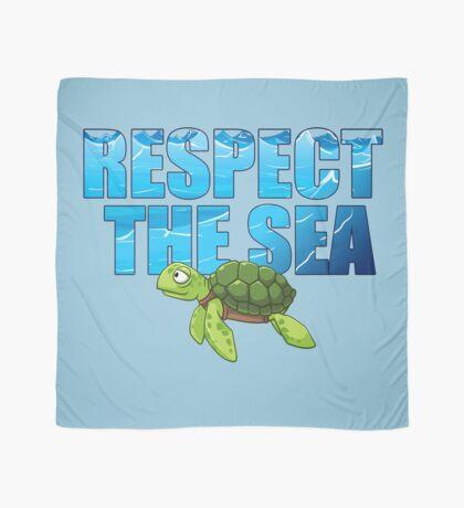 Respect the Sea Scarf
