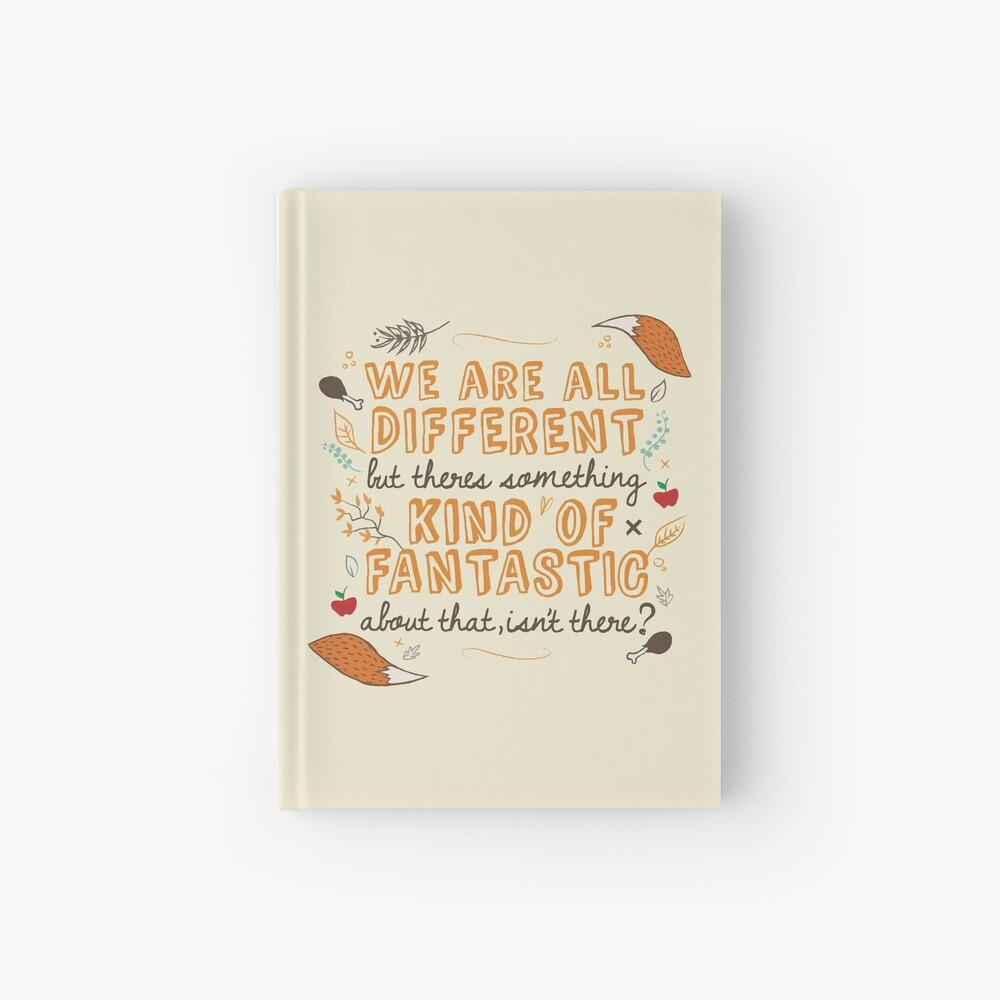 We Are Fantastic Hardcover Journal