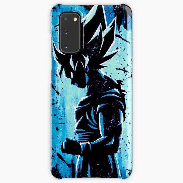 Super Saiyan Blue Samsung Galaxy Snap Case