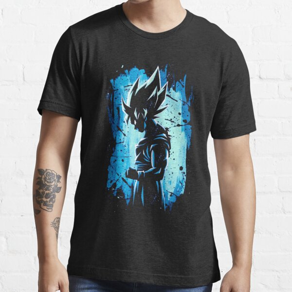 Super Saiyan Blue Essential T-Shirt